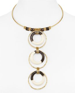 Round Collar Necklace