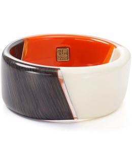 Color-block Bangle