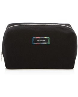 Men's Canvas Toiletry Bag