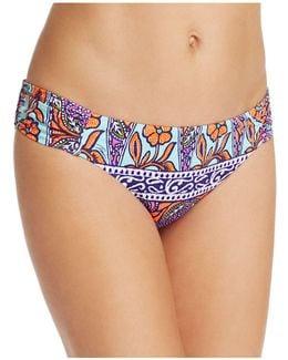 Batik Mix Bikini Bottom