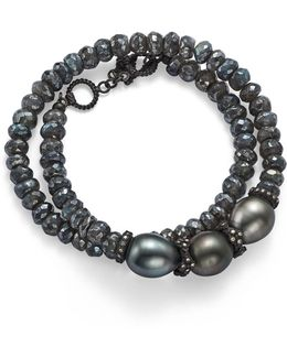 Tahitian South Sea Black Pearl