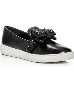 Collection Val Embellished Slip-on Sneakers