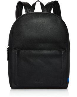 Leather Barrow Backpack