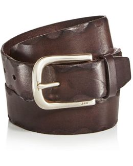 Scalloped Edge Belt