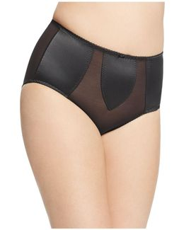 Sheer Witchery Satin Control Brief