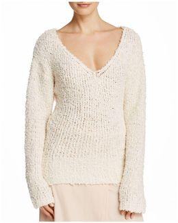 Wyatt Textured Sweater