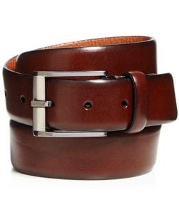Matteo French Calf Leather Belt