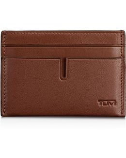 Chambers Money Clip Card Case