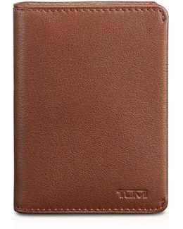 Chambers Gusseted Card Case