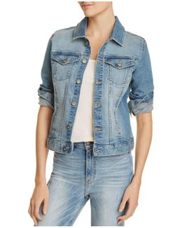 Jeans Denim Trucker Jacket
