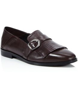 Dame Leather Loafers