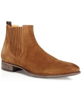 Eldridge Covered Chelsea Boots
