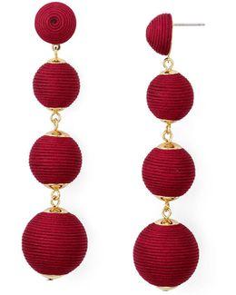 Margot Ball Drop Earrings