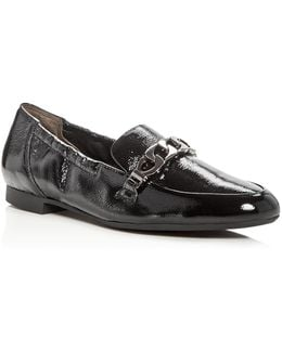 Newcastle Patent Loafers