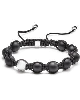 Orbis Bead Rope Bracelet