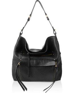 Tuscon Leather Shoulder Bag