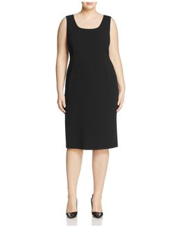 Decisivo Sheath Dress