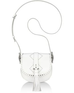 Kate Studded Leather Crossbody