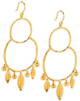 Eliza Chandelier Earrings