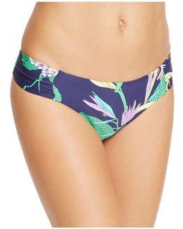 Midnight Paradise Bikini Bottom