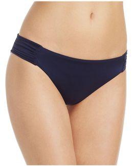 Studio Solids Bikini Bottom