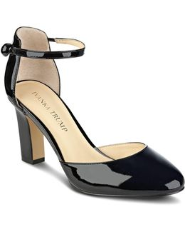 Berea Ankle Strap High Heel Pumps