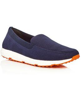 Breeze Leap Knit Loafers