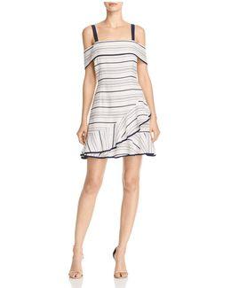 Annie Cold-shoulder Dress