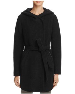 Flair Belted Coat