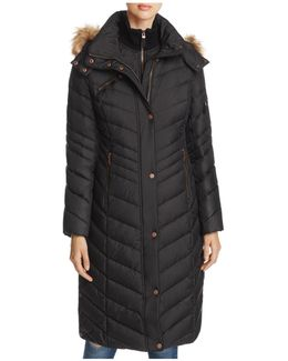 Rachael Maxi Puffer Coat