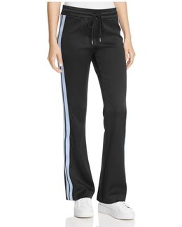 Roz Side-stripe Track Pants