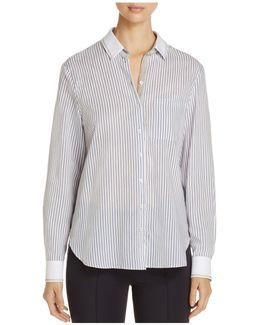 Trimmed Banker Shirt