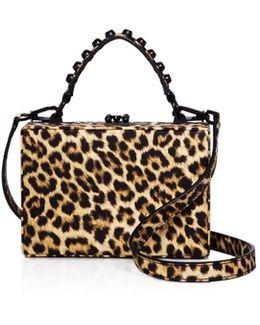 Girl Boxx Leopard Print Crossbody