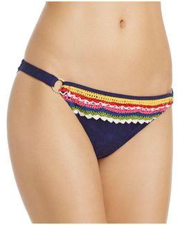 Peace & Love Vamp Bikini Bottom