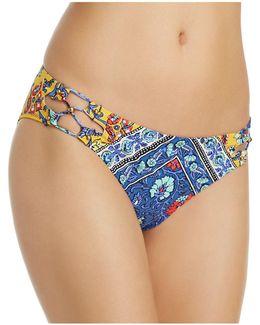 Woodstock Charmer Bikini Bottom