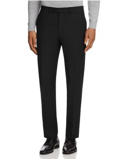 Regular Fit Suit Separate Trousers