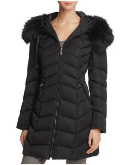Gwen Quilted Coat