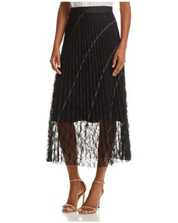 Babet Lace Skirt