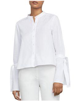 Marrisa Tie-sleeve Shirt