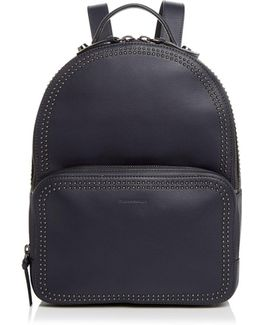 Brook Studded Leather Backpack