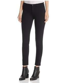 Mercer Cropped Legging Jeans