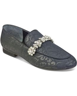 Wareen Embellished Loafers