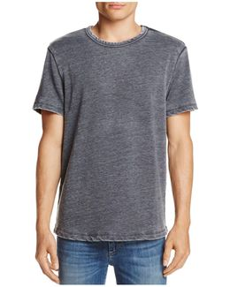 Concrete Jungle Knit Short Sleeve Tee