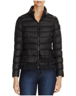 Zoey Lightweight Down Jacket