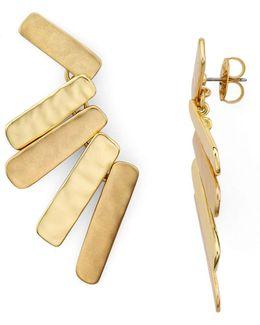 Stacked Chandelier Earrings
