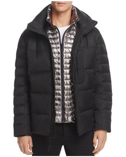 Breuil Mid-length Puffer Jacket