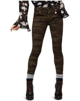Admiral Skinny Jeans In Heritage Camo