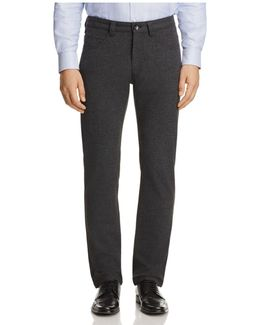 Five Pocket Classic Fit Trousers