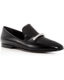 Women's Tallis Leather Loafers