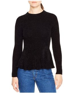 Olympe Ribbed Sweater